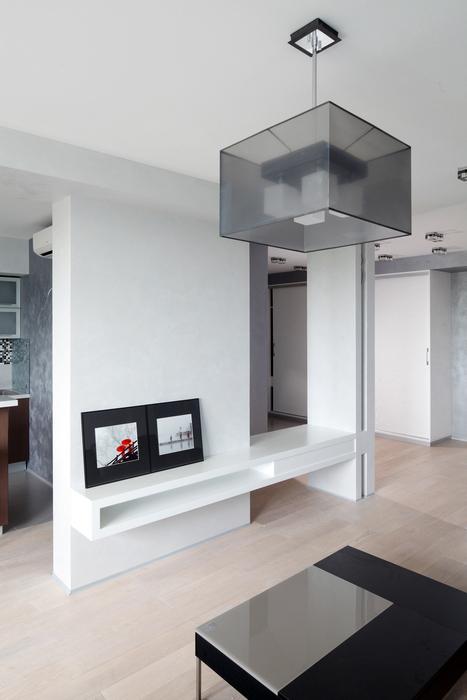 Квартира. гостиная из проекта , фото №23761