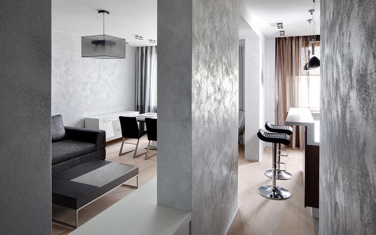 Квартира. холл из проекта , фото №23769