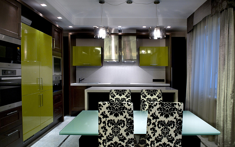 интерьер кухни - фото № 23772