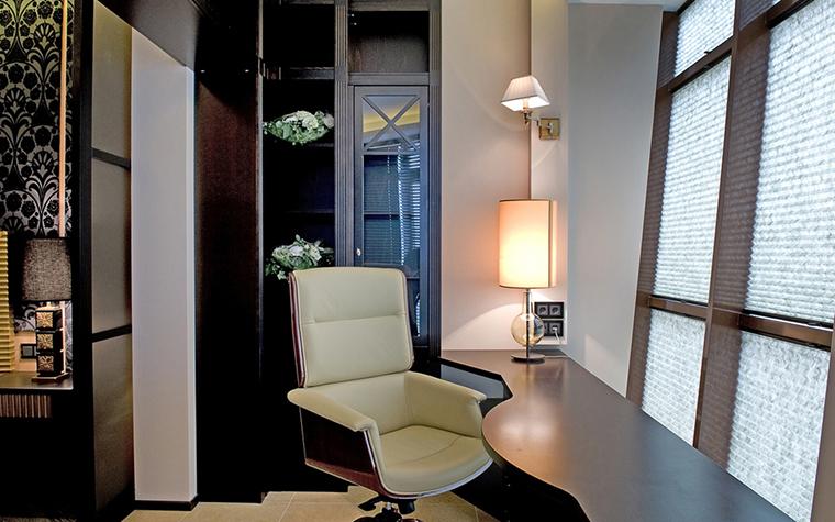 интерьер кабинета - фото № 23921