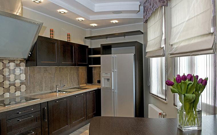 Фото № 23916 кухня  Квартира