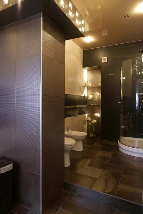 Квартира. ванная из проекта , фото №23865