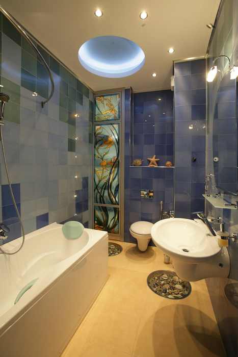 интерьер ванной - фото № 23866