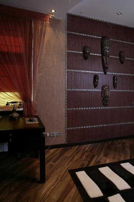Квартира. кабинет из проекта , фото №23843