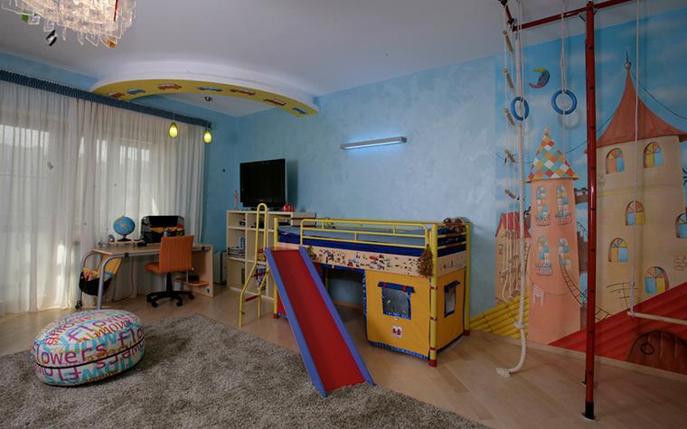 Фото № 23855 детская  Квартира