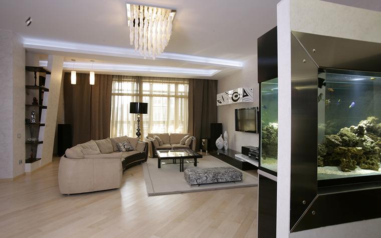 Фото № 23838 гостиная  Квартира