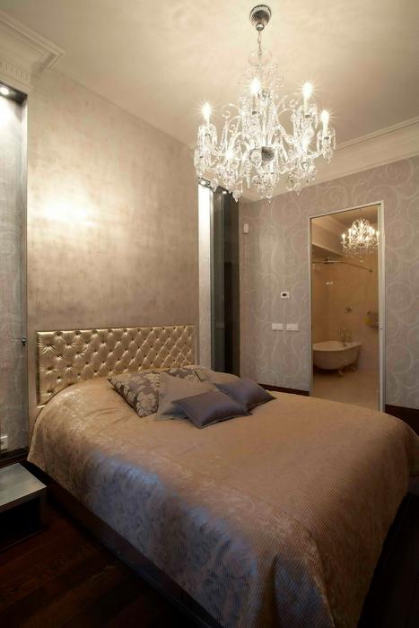 Фото № 24000 спальня  Квартира