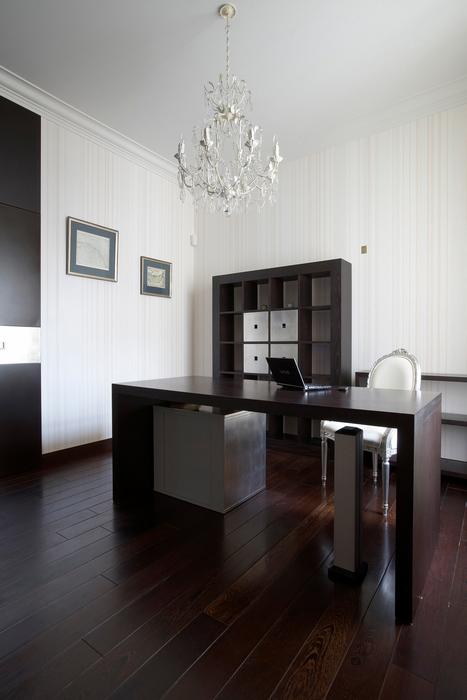 интерьер кабинета - фото № 24232