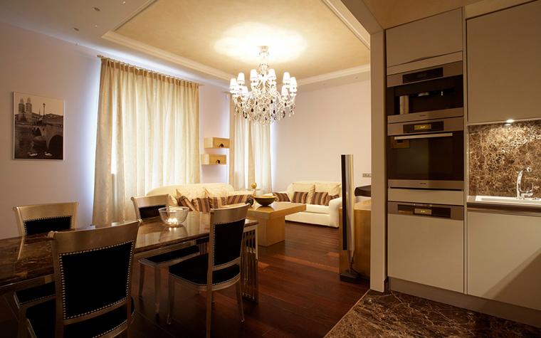 Фото № 24224 гостиная  Квартира