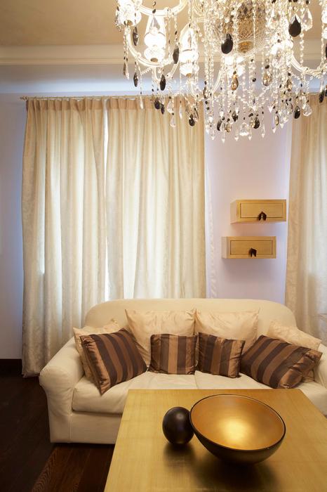 Фото № 24225 гостиная  Квартира