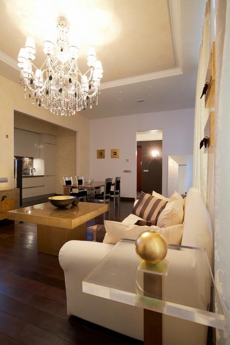 Фото № 24226 гостиная  Квартира