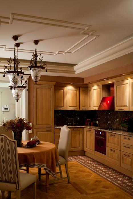Фото № 24006 кухня  Квартира
