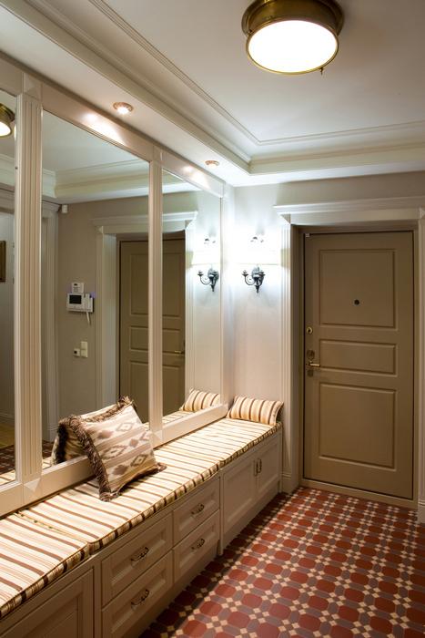 Квартира. холл из проекта , фото №24012