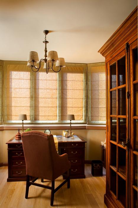 Квартира. кабинет из проекта , фото №24009
