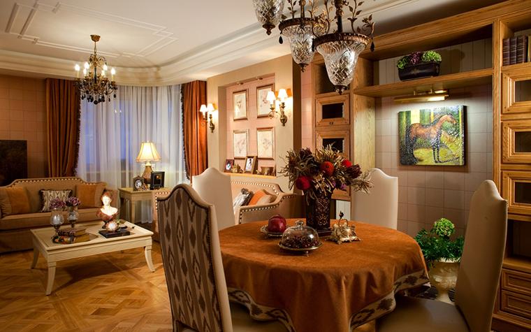 интерьер гостиной - фото № 24005