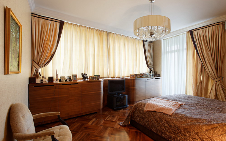 Фото № 24097 спальня  Квартира