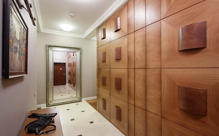 Квартира. холл из проекта , фото №24104