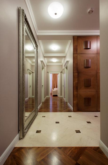 Квартира. холл из проекта , фото №24105