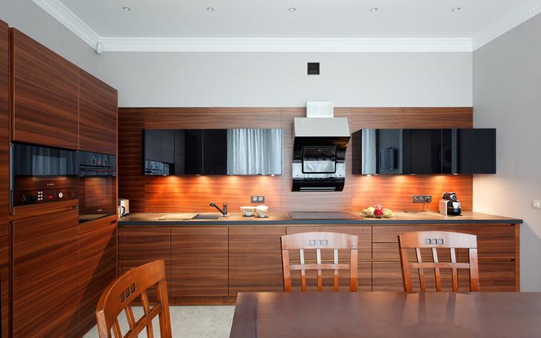 интерьер кухни - фото № 24096