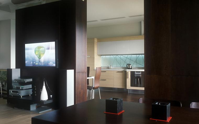Квартира. гостиная из проекта , фото №24163