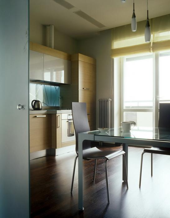 Квартира. кухня из проекта , фото №24165