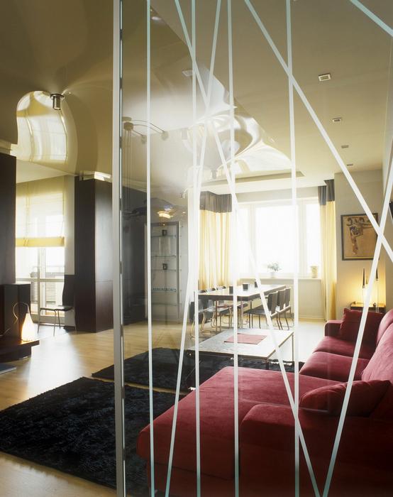 Квартира. гостиная из проекта , фото №24162