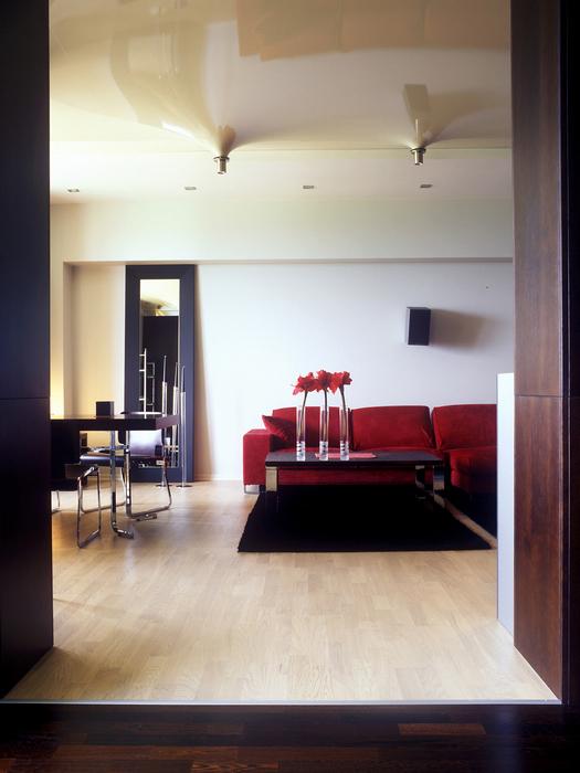 Квартира. гостиная из проекта , фото №24164