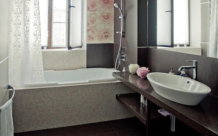 интерьер ванной - фото № 24170