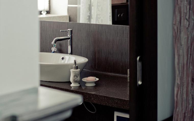 интерьер ванной - фото № 24171