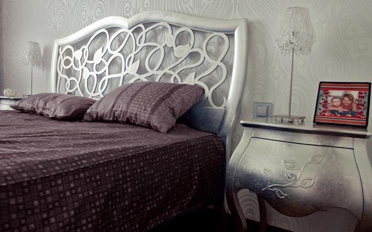 интерьер спальни - фото № 24168