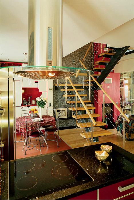 Квартира. кухня из проекта , фото №24187
