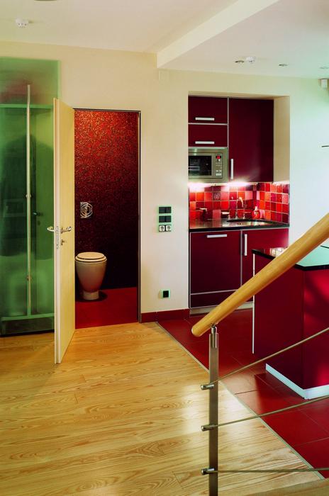 Квартира. кухня из проекта , фото №24188
