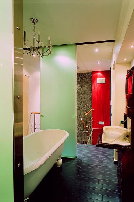 Квартира. ванная из проекта , фото №24191