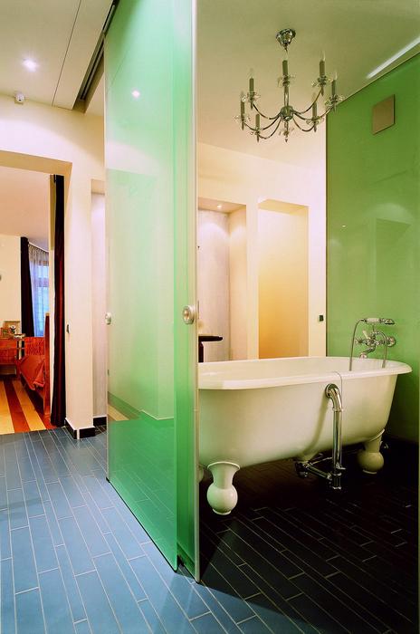 Квартира. ванная из проекта , фото №24192