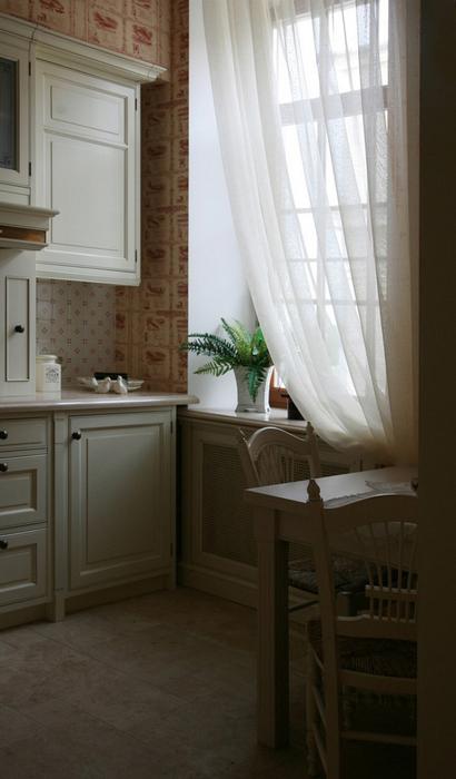 Фото № 24198 кухня  Квартира
