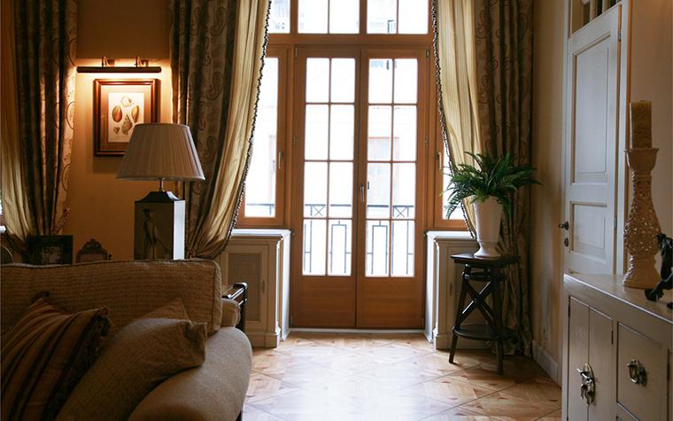 Фото № 24195 гостиная  Квартира