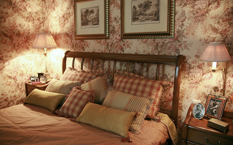 Фото № 24660 спальня  Квартира