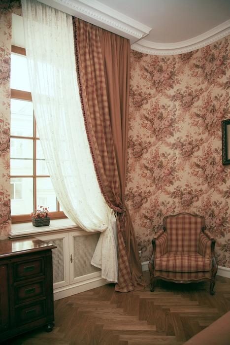 интерьер спальни - фото № 24661