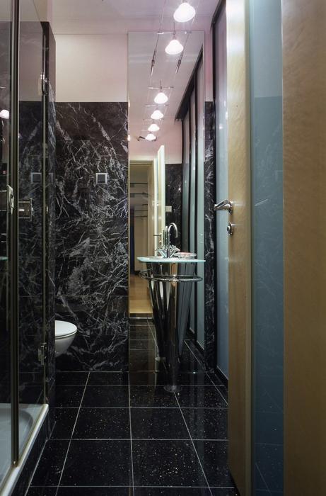 Квартира. ванная из проекта , фото №24210