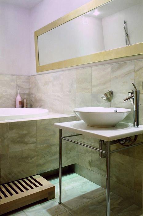 Квартира. ванная из проекта , фото №24208