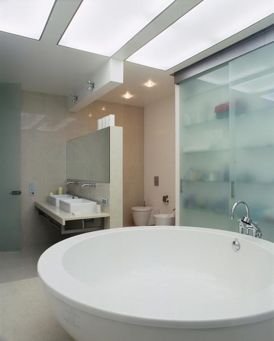 Квартира. ванная из проекта , фото №24217