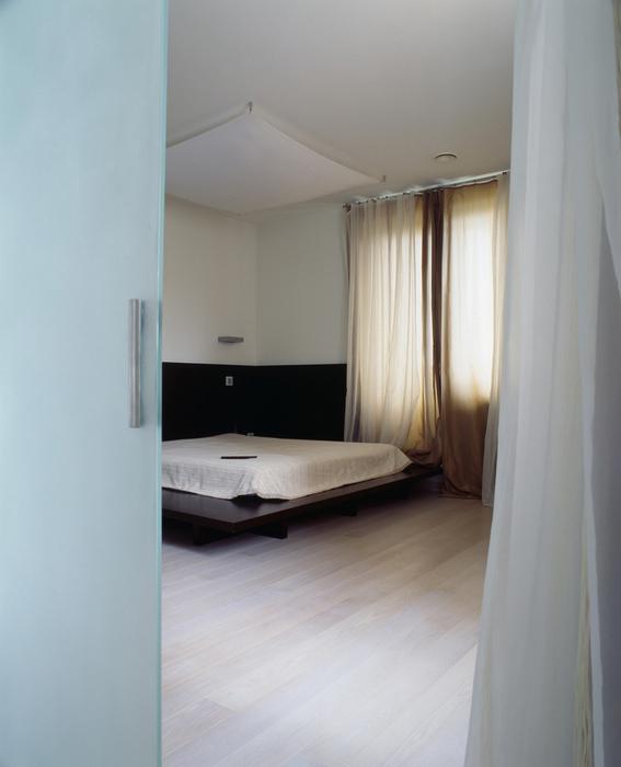 Квартира. спальня из проекта , фото №24216