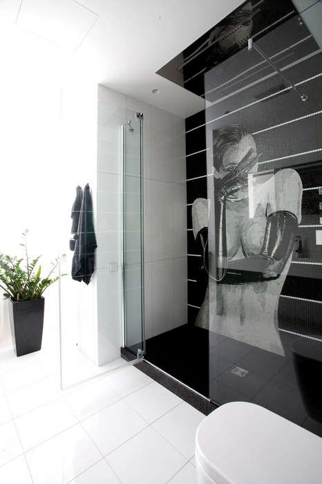 Квартира. ванная из проекта , фото №24274