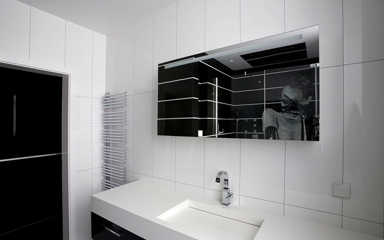 Квартира. ванная из проекта , фото №24276