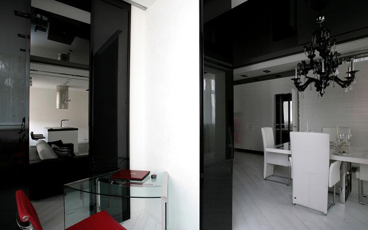 Квартира. кабинет из проекта , фото №24293