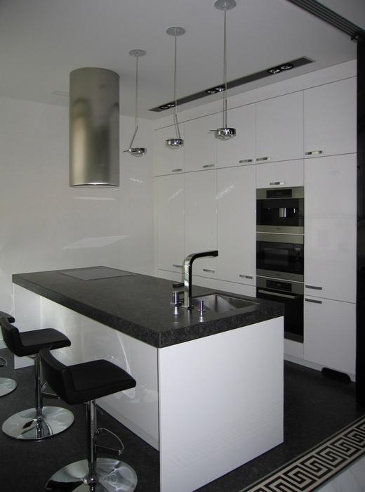 Квартира. кухня из проекта , фото №24277