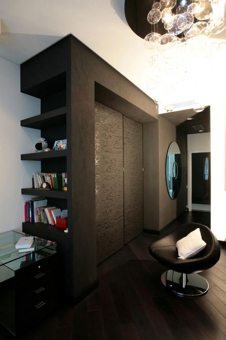 интерьер кабинета - фото № 24280