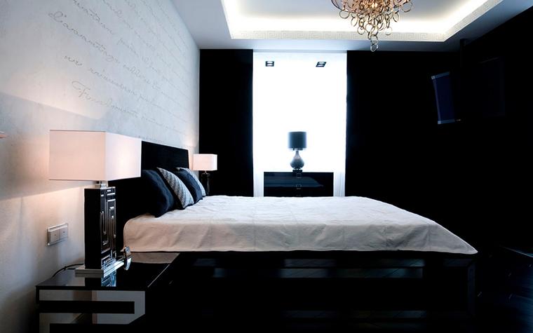 Фото № 24270 спальня  Квартира