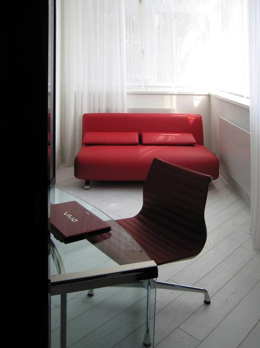 Квартира. кабинет из проекта , фото №24469