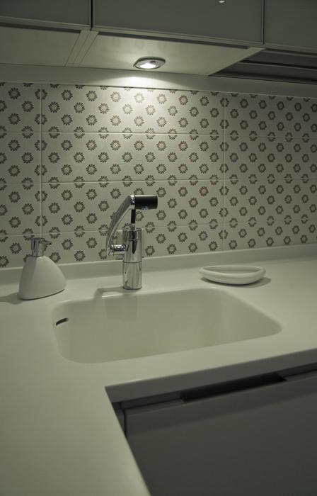 Квартира. кухня из проекта , фото №24314